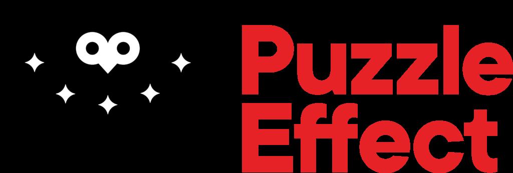 Puzzle Effect Logo
