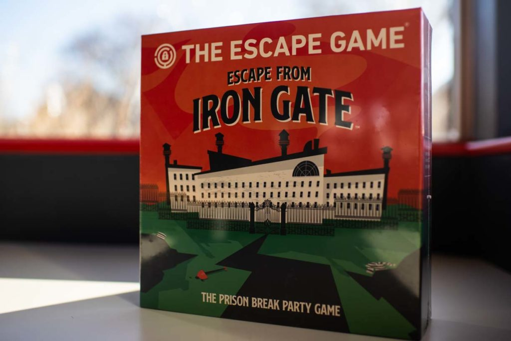 escape from iron gate escape room game